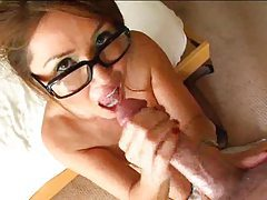 Huge Asian milf tits fucked and she sucks tubes