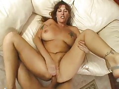 Big ass milf with tattoos takes long cock POV tubes