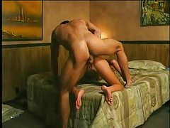 Sex with truly amazing blonde in hotel room tubes