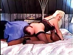 Married woman fucks black guy as hubby watches tubes