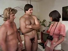 Horny retro hardcore with group sex tubes