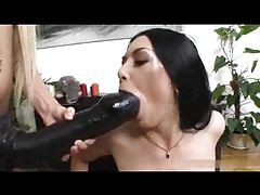 Watch her asshole take abuse tubes