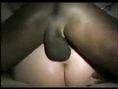 He films a black man pounding his wife tubes