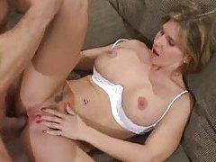 Cute chick Tara Wild doing anal scene tubes