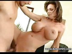 Milf anal sex with arousing pornstar Deauxma tubes
