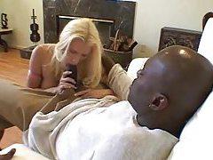 White pornstar Devon Lee going all black tubes