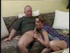 Hot German lady fucked by the gardener tube