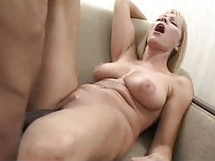 Long black cock fucking a naughty mature pussy tubes