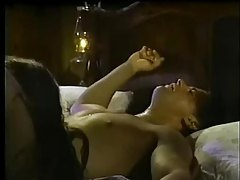 Christy Canyon in a romantic hardcore scene tubes
