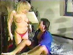80s porn with a tasty slut enjoying dick tubes
