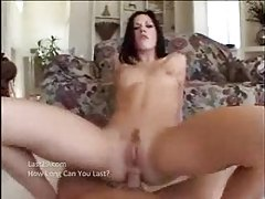 Skinny chick wants big cock up the butt tubes