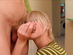 Young blonde slut fucked by the horny guy tubes