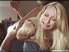 Blonde girl spanked really hard tubes
