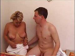 Mature makes his cock feel great tubes