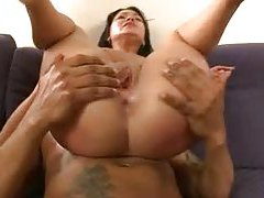 Making her into a horny black cock slut tubes