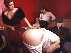 A compilation of spanking clips tubes