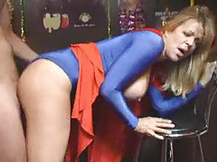 British babe in spandex outfit fucked hard tubes