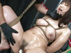 Hana Tied and Tormented tube
