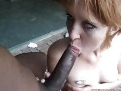 Great cocksucker working the dick well tubes
