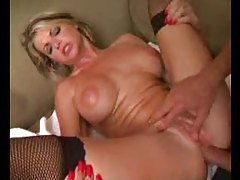 Massage for blonde bimbo leads to anal sex tubes
