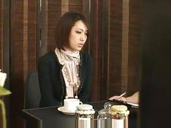 Japanese businesswoman fucked by masseuse tubes