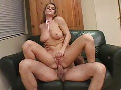 Rita Faltoyano is fucked in the ass tubes