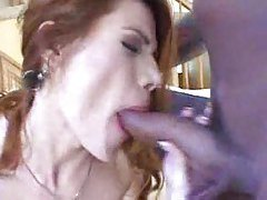 Two big dicks for pretty milf redhead tubes
