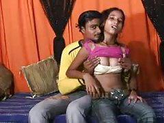 He gets head and makes love to Indian teen tubes
