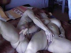 Couple masturbates and fucks together tubes