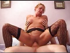 Mother in law pounded by young guy tubes