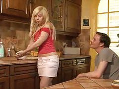 Young French housewife is cheating slut tubes
