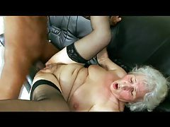 Black doctor fucking horny old lady tubes