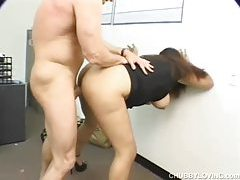 Stacked fatty gets shafted tubes
