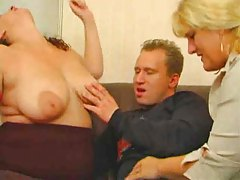 The sexy Russian matures love his cock tubes