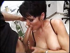 Big cock gets sucked by milf slut tubes