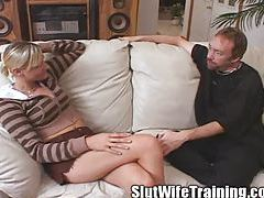 Anastasia Husband Listens In On Wife's Training tubes