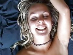 Watch her face as she orgasms tubes