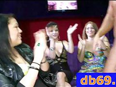 Horny girls celebrate their 21st birthday tubes