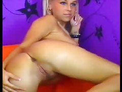 Blonde With A Pretty Pink Pussy tubes