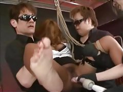 Asian Tied Suspended And Toyed tubes
