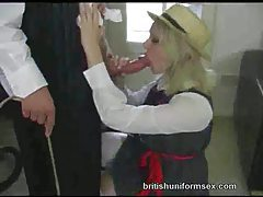 Shay Gets Fucked In Uniform tubes