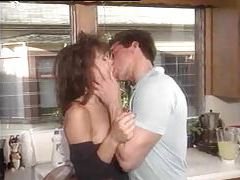 Peter North pounds pornstar Teri Weigel tubes