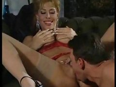 Young lady joins milf and dude for a fuck tubes