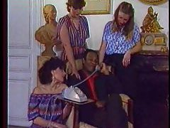Classic fuck video has some interracial tube