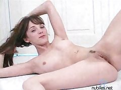 Charlie Laine naked and masturbating tubes
