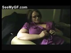 Big tit secretary sucking tube