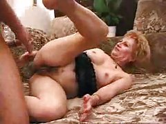 Young man gives mature cunt creampie tubes