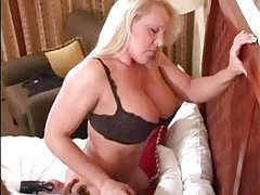 Two arousing milfs are crazy for black dick tubes