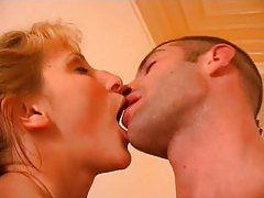 Fucking the cute slut in the ass after oral tubes