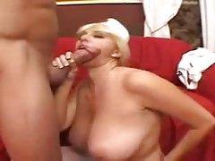 Curvy big tits milf nurse fucked hard tubes